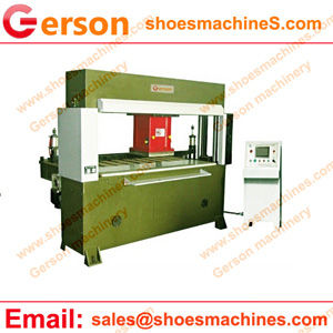 open cell foam die cutting making machine in Russia