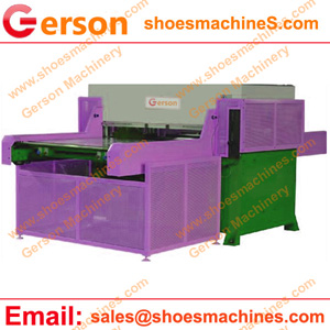 shock absorption mat die clicker press in Mongolia