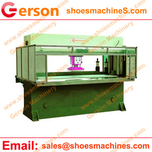 paper cardboard die clicker press manufacturer price