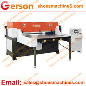 cardboard jigsaw puzzle four pillar die cutter machine