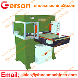 30T die cutting machine in Panama